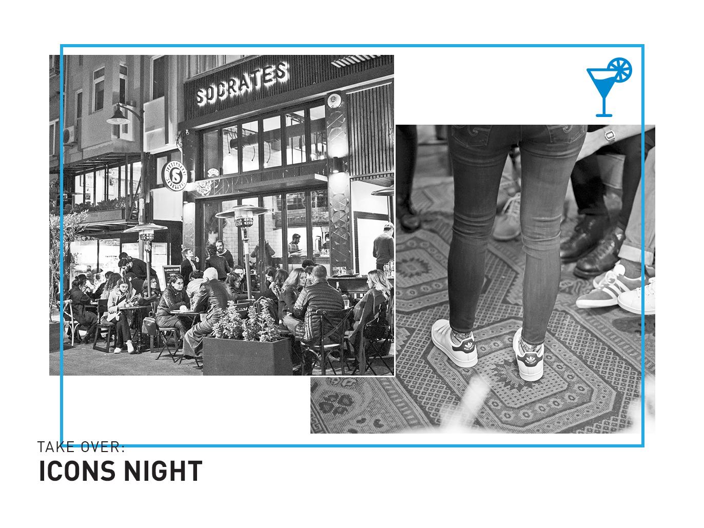 Take Over: Icons Night - Adidas