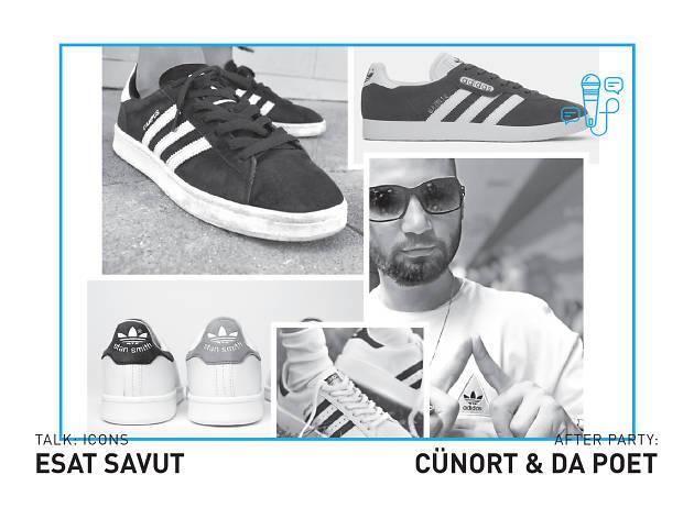 Icons - Esat Savut - Adidas