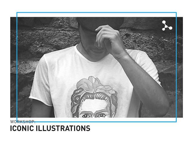 Iconic Illustrations - Ayk Çubukçu - Adidas