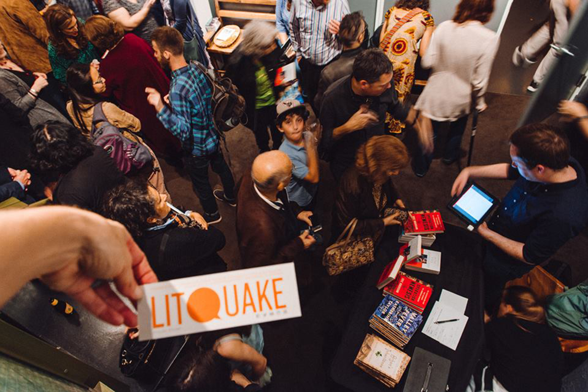 Save the date: Litquake brings major authors (and parties) to San Francisco this fall