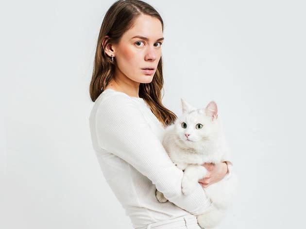 Anna Of The North, press 2017