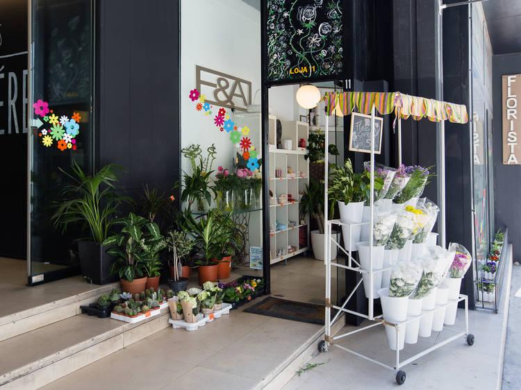 Flores & Arte