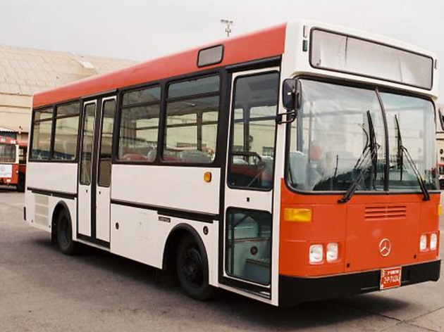 autobusos barcelona 1987