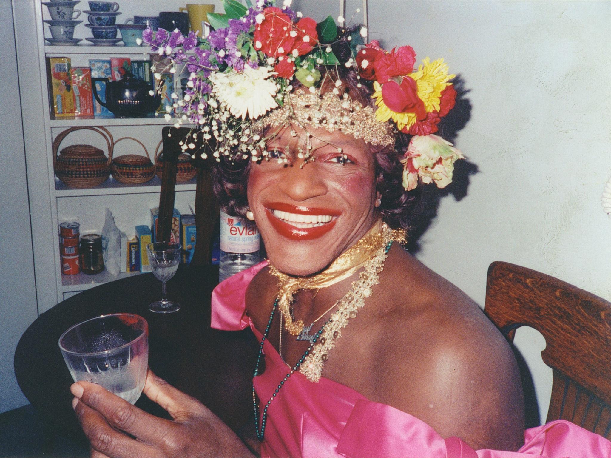 La muerte y la vida de Marsha P. Johnson (Estados Unidos, 2017)