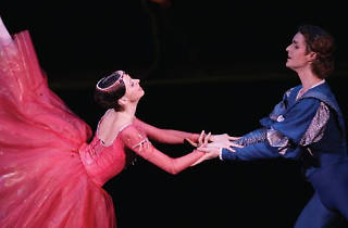 Bolshoi Balesi Gösterimleri: The Taming of the Shrew