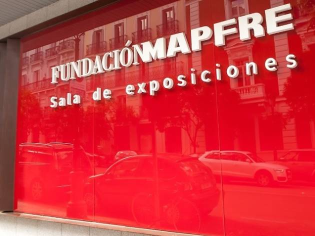 Fundación Mapfre. Sala Bárbara de Braganza