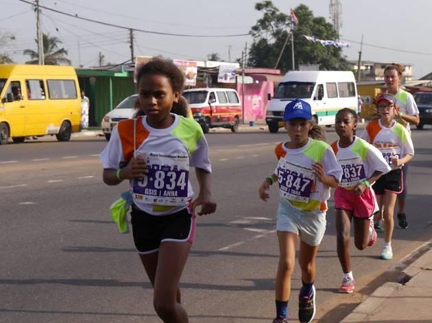 Fun Run for Street Children