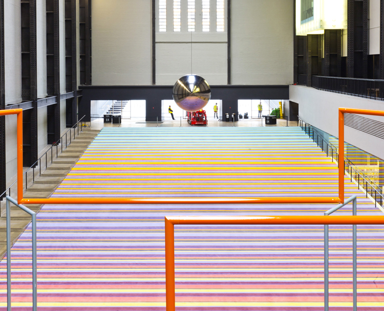 First Look: Superflex Bring The Swing To The Tate Turbine Hall