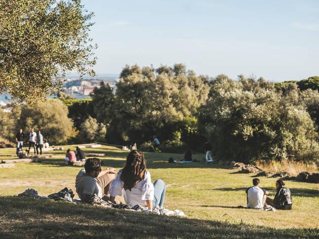 Os 21 melhores parques e jardins em Lisboa