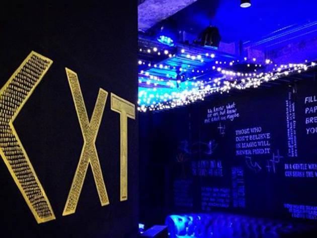 Kings X Theatre interior foyer image 2017 courtesy KXT Bakehouse