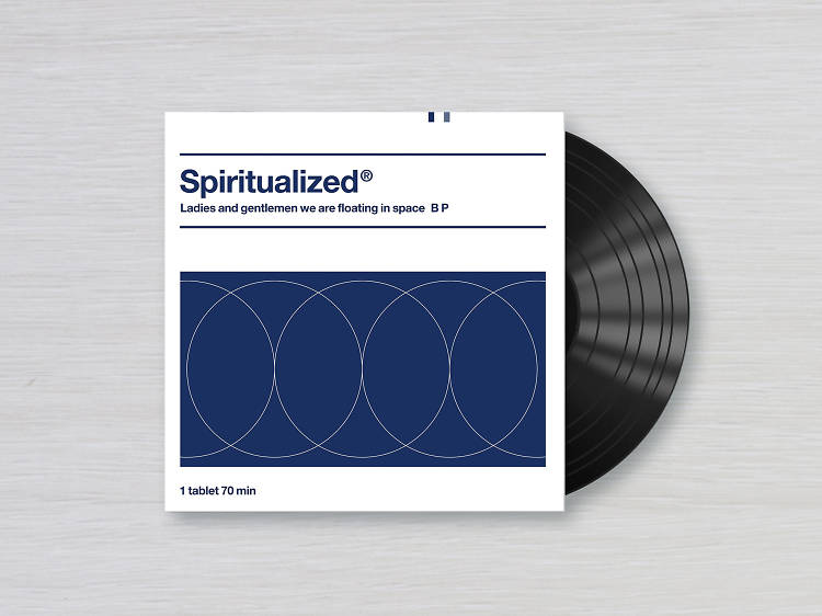 Ladies and Gentlemen We Are Floating in Space – Spiritualized