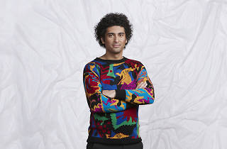 Osamah Sami in Good Muslim Boy at Malthouse Theatre