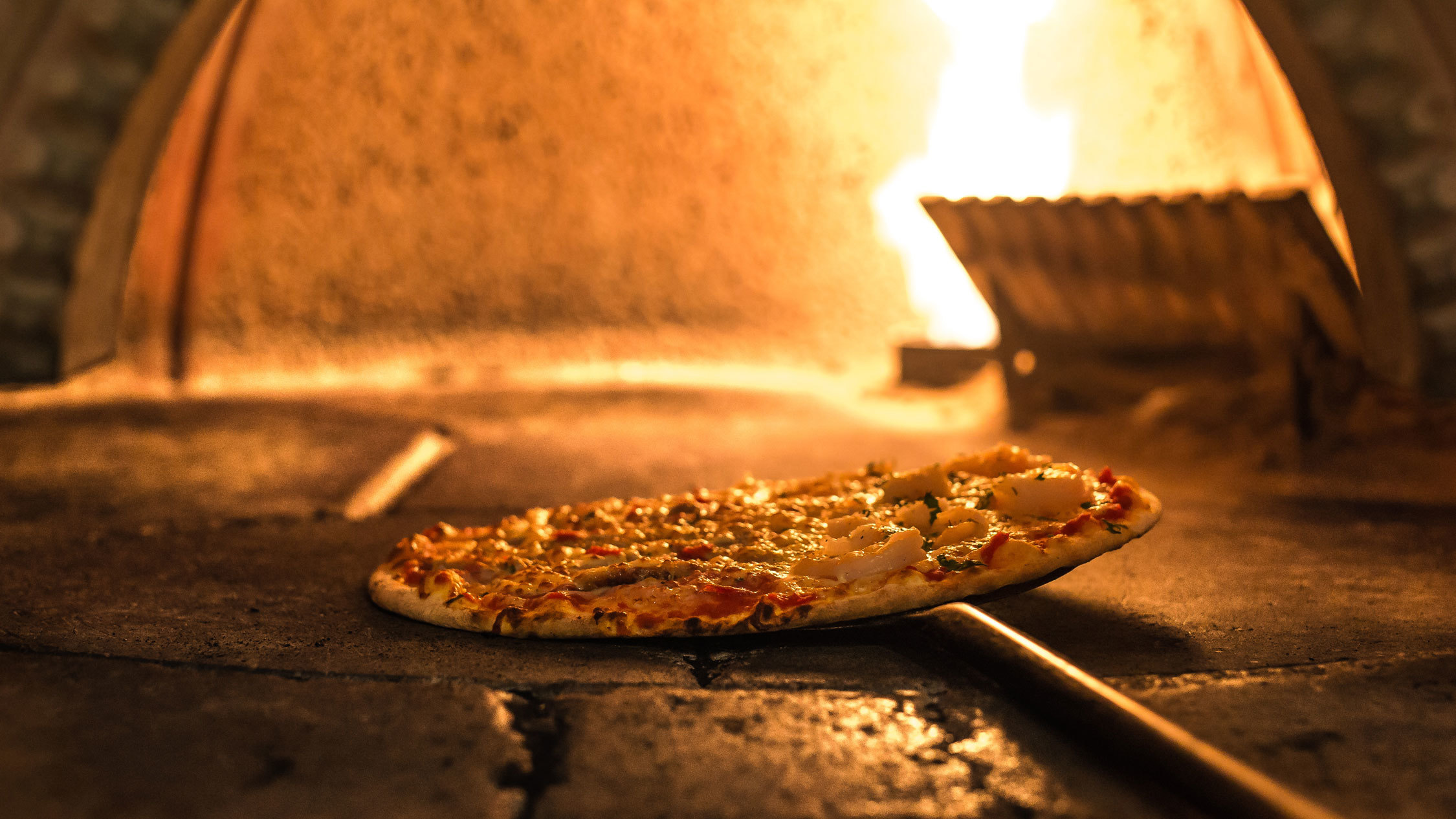 Fratelli's Wood Fired Pizza