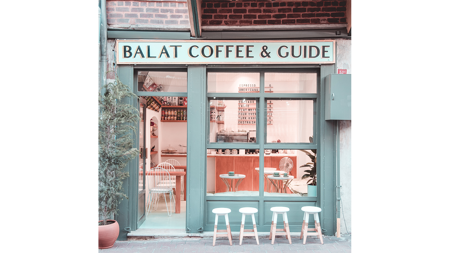 Balat Coffee & Guide