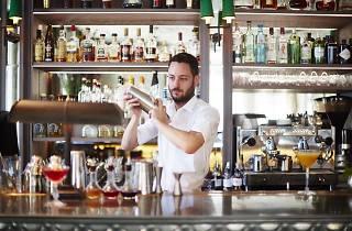 Bartender Tales: Noy Davidai of The Library Bar