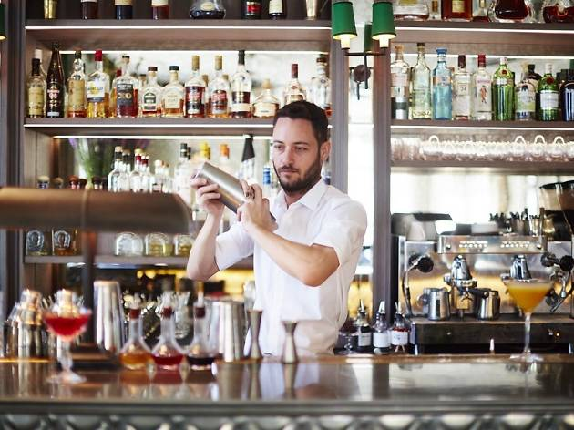 Bartender Tales: Noy Davidai of The Library Bar