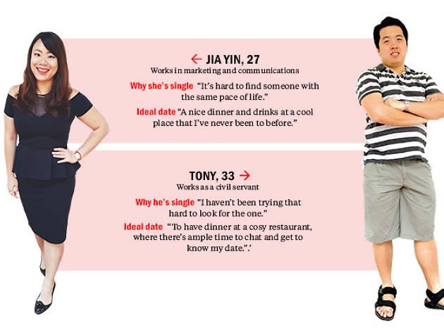 Tony and Jia Yin