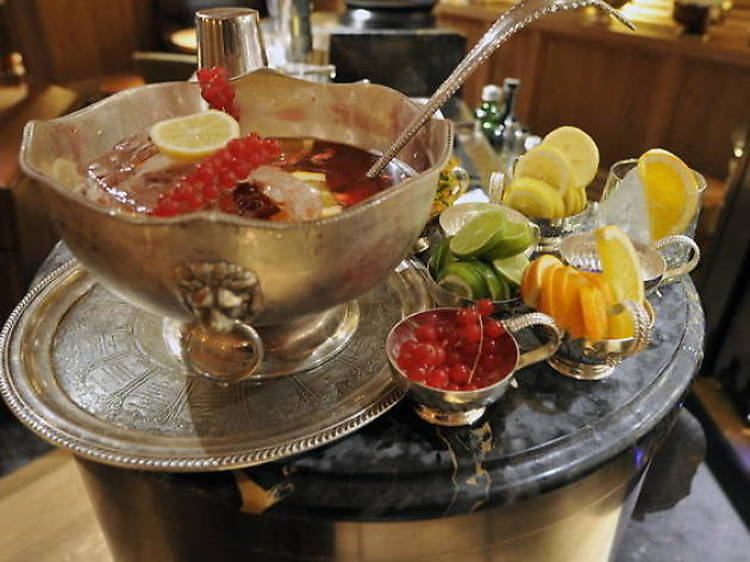 Punch Room at the London Edition