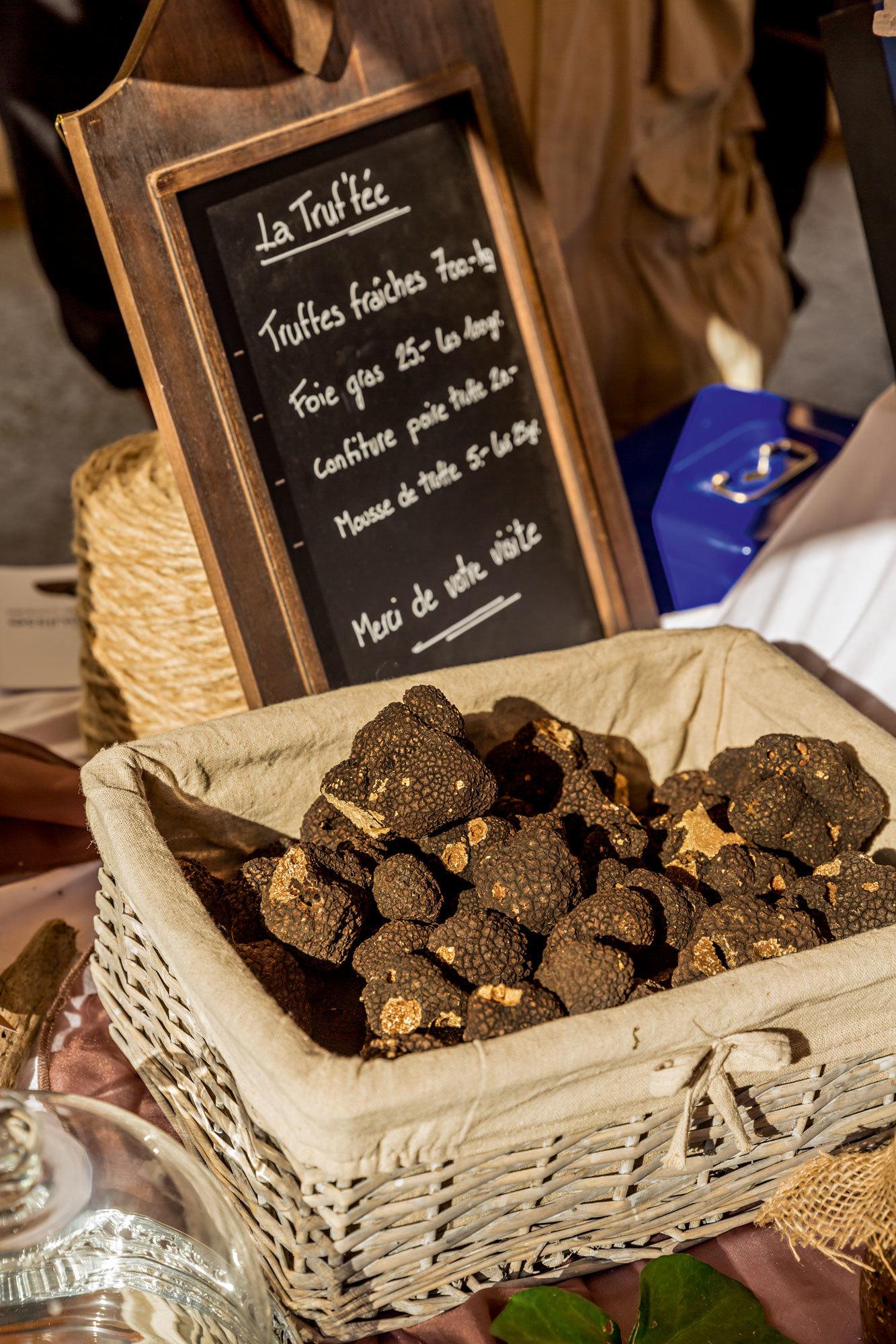 Truffles - Bucket List