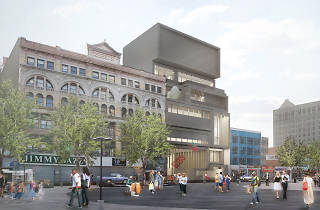 Studio Museum in Harlem unveils the design for its cool new home
