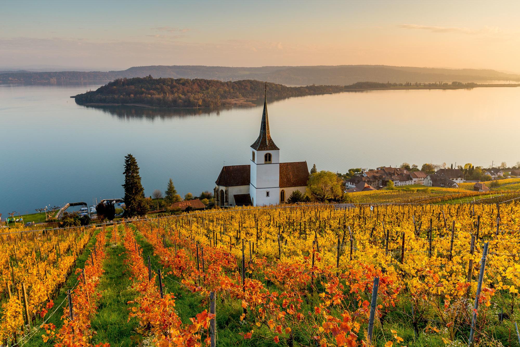 Lake Biel - Switzerland - Bucket List