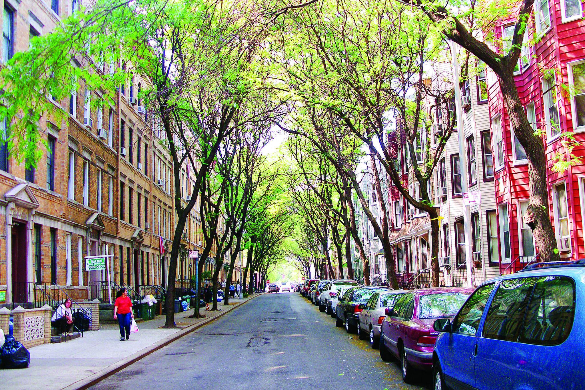 Guernsey Street, Brooklyn