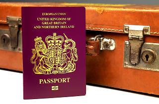 British Passport:iStockphoto.jpg