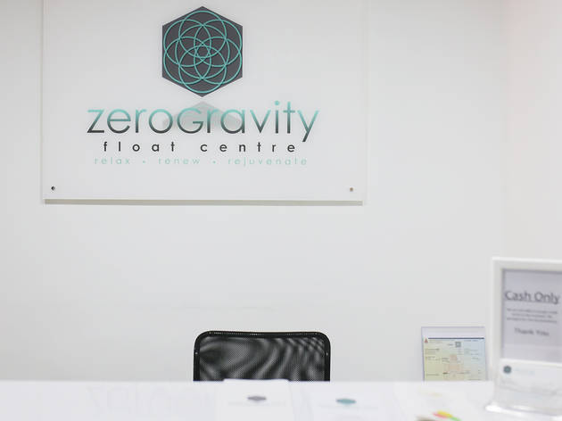 ZeroGravity Float Centre