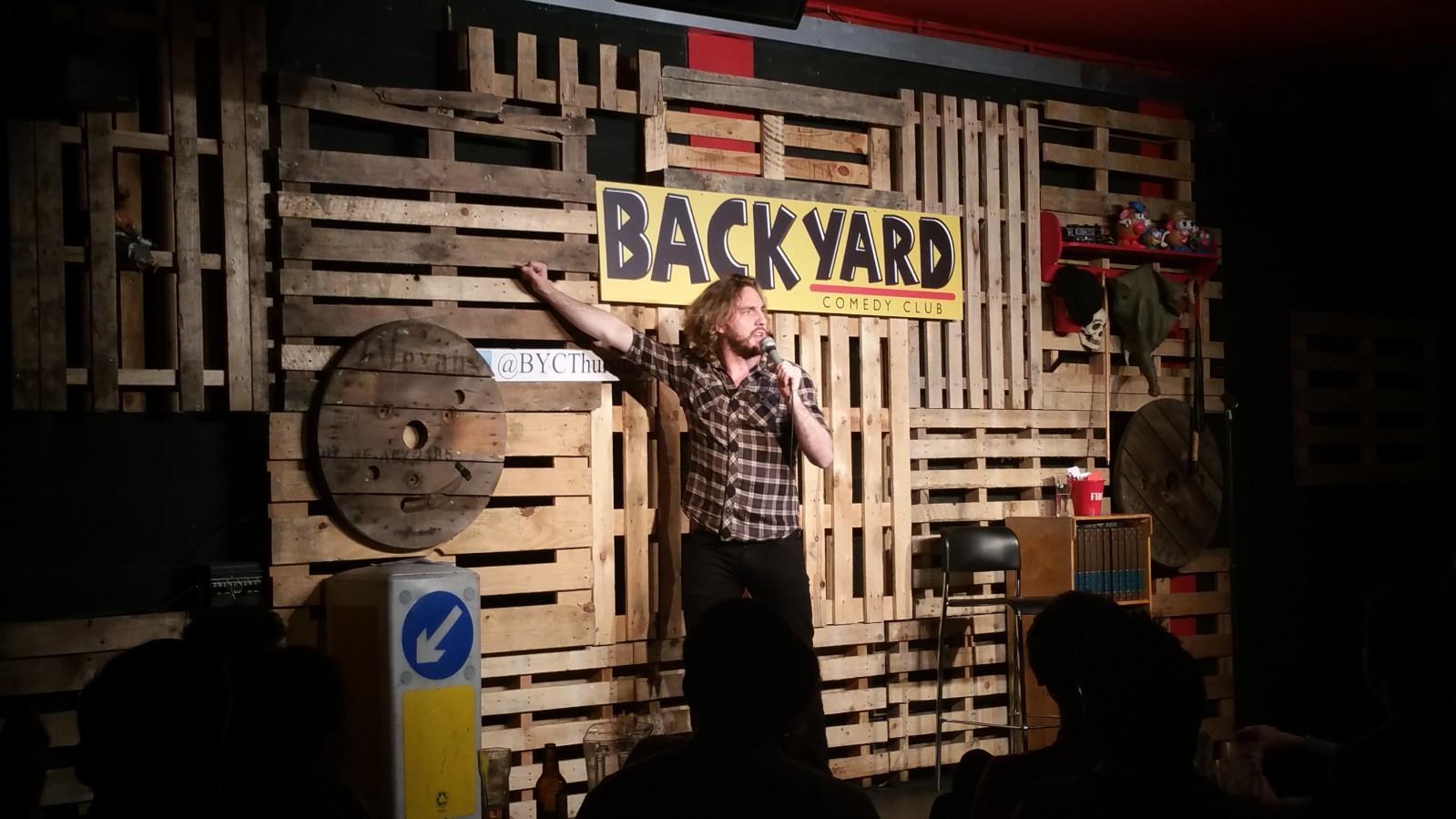 Backyard Comedy Club