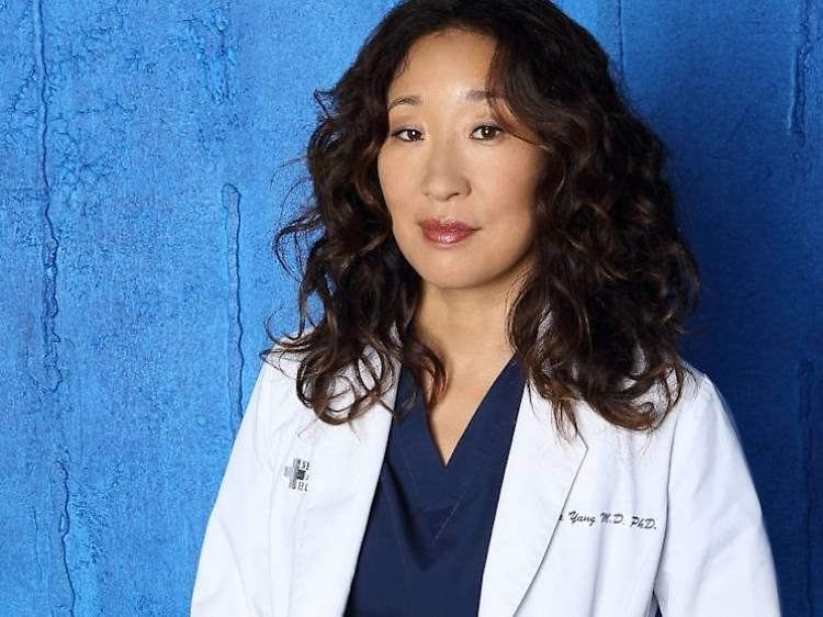 Cristina Yang (Sandra Oh)