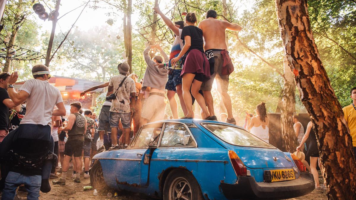 Lost Village festival, 2017