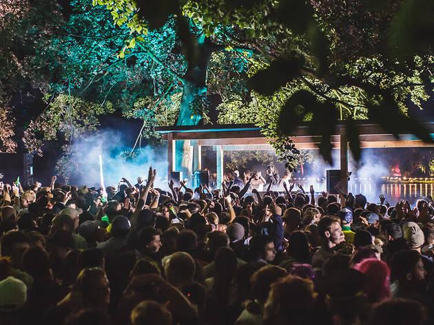 Houghton festival, 2017