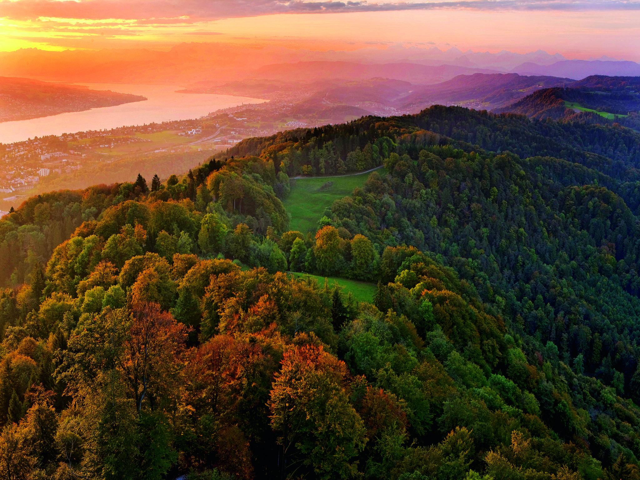 Üetliberg Switzerland - Bucket List