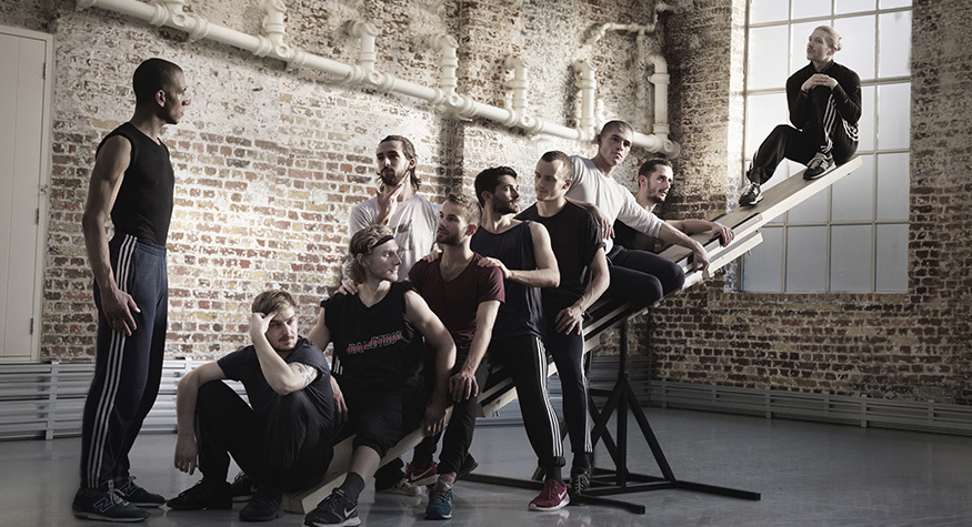 BalletBoyz: Fourteen Days