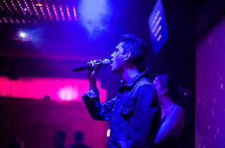 Bocca, noche de karaoke