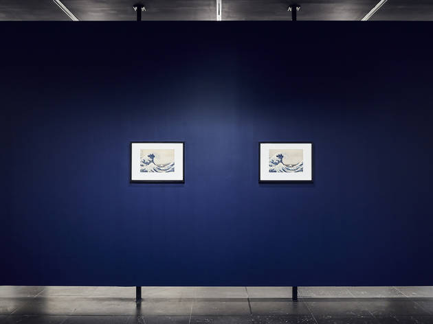 Hokusai NGV 5 (Photograph: Tom Ross)