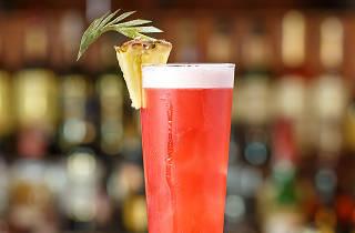Generic Singapore Sling Cocktail