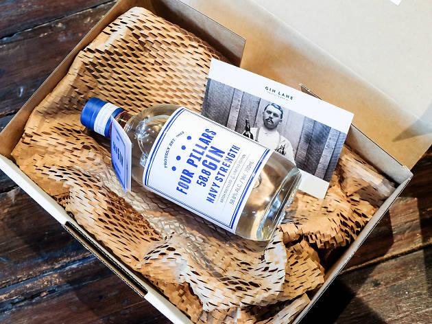 Gin Lane box