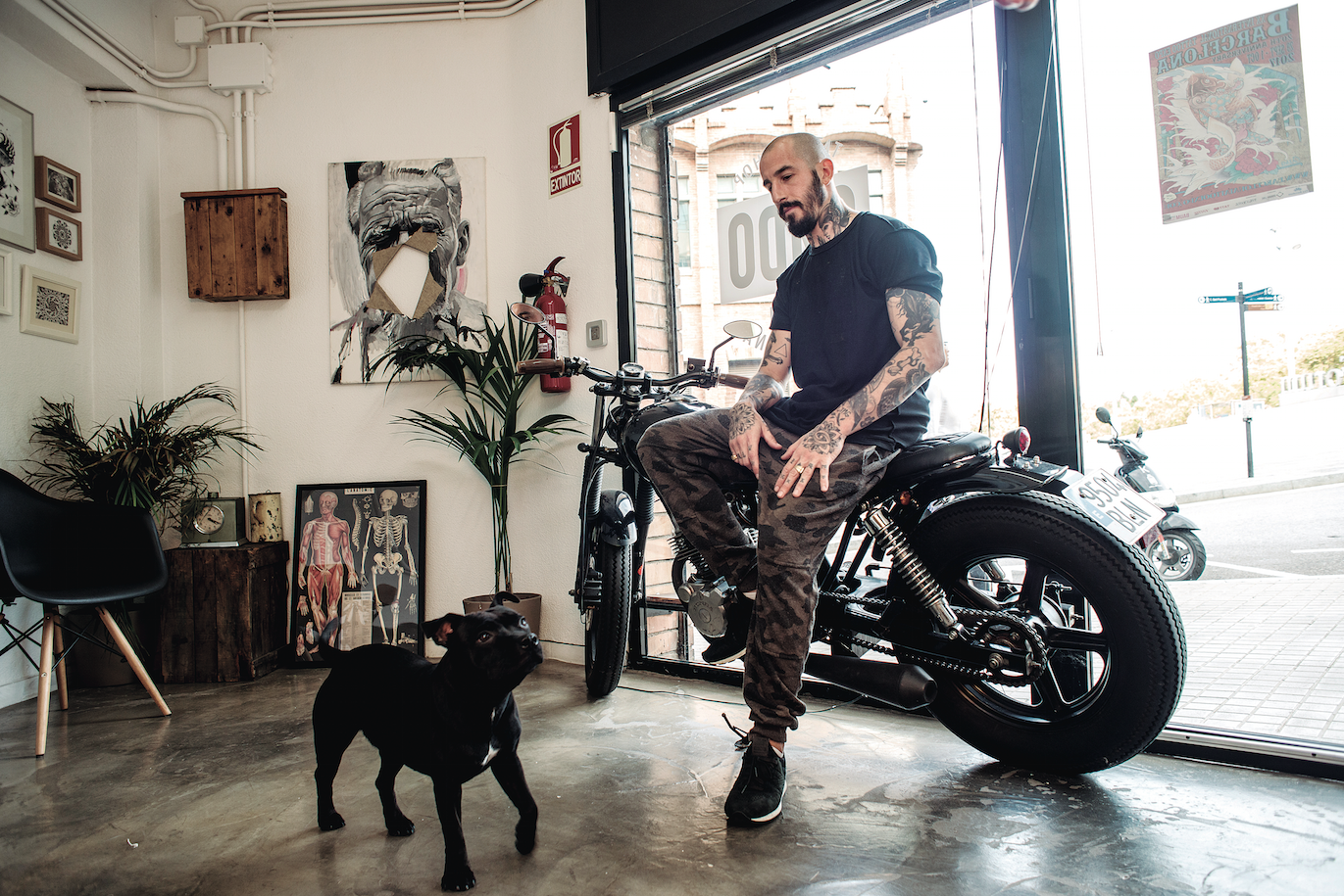 Los mejores estudios de tatuaje de Barcelona