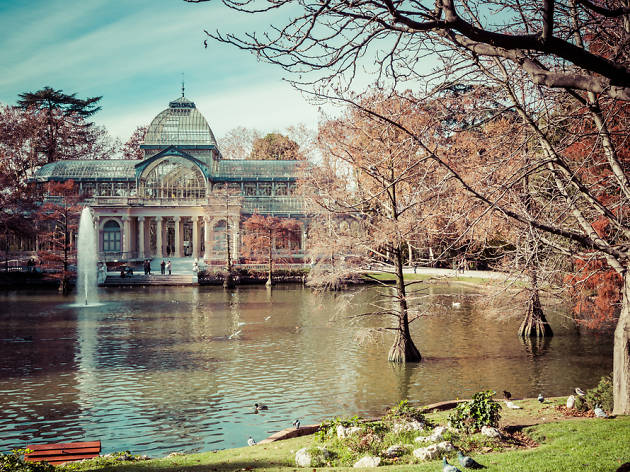 Madrid's 21 most beautiful places