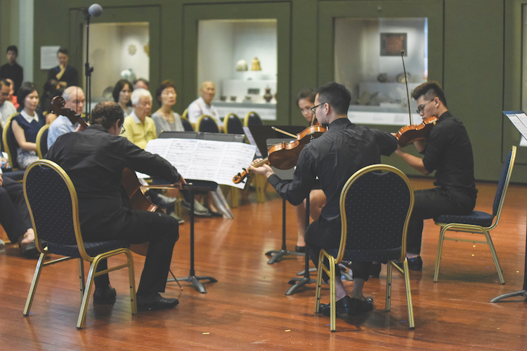 Lunchtime Concerts at Asian Civilisation Museum