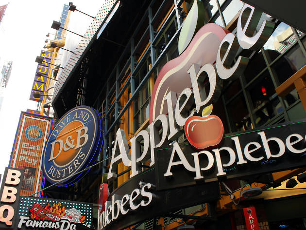 The rest of the country gets $1 margaritas at Applebee's, but NYC's are still $14