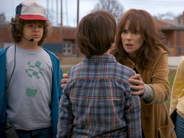 Clip from Stranger Things Season 2