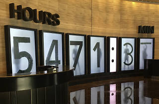 Maarten Baas The Count:Down Clock