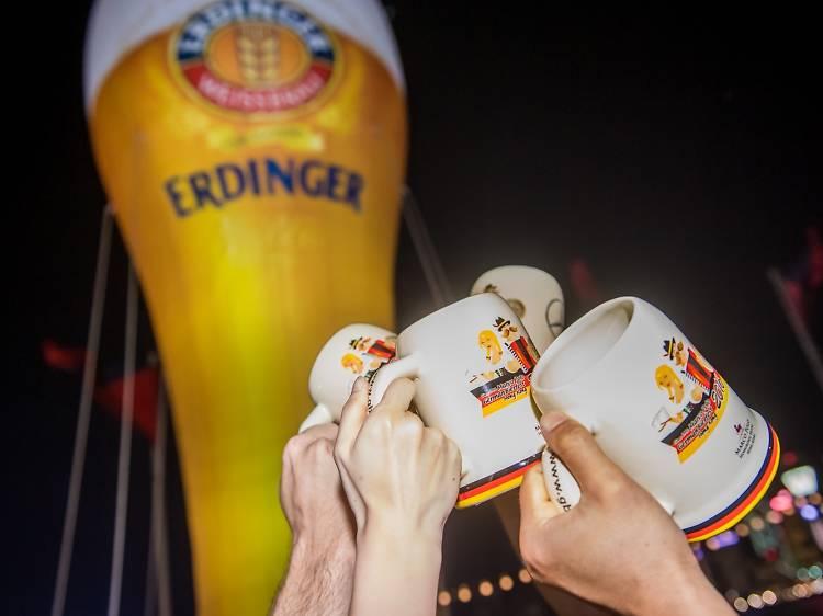 第28屆馬哥孛羅德國啤酒節(原定10月17日至27日)
