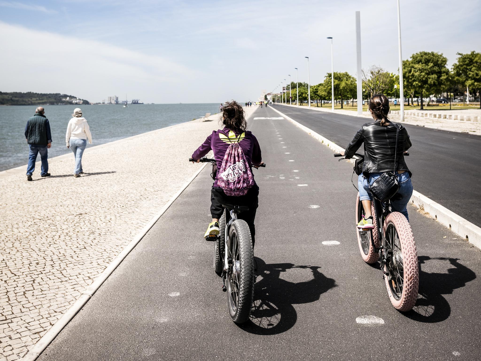 Dê ao pedal: sítios onde alugar bicicletas em Lisboa