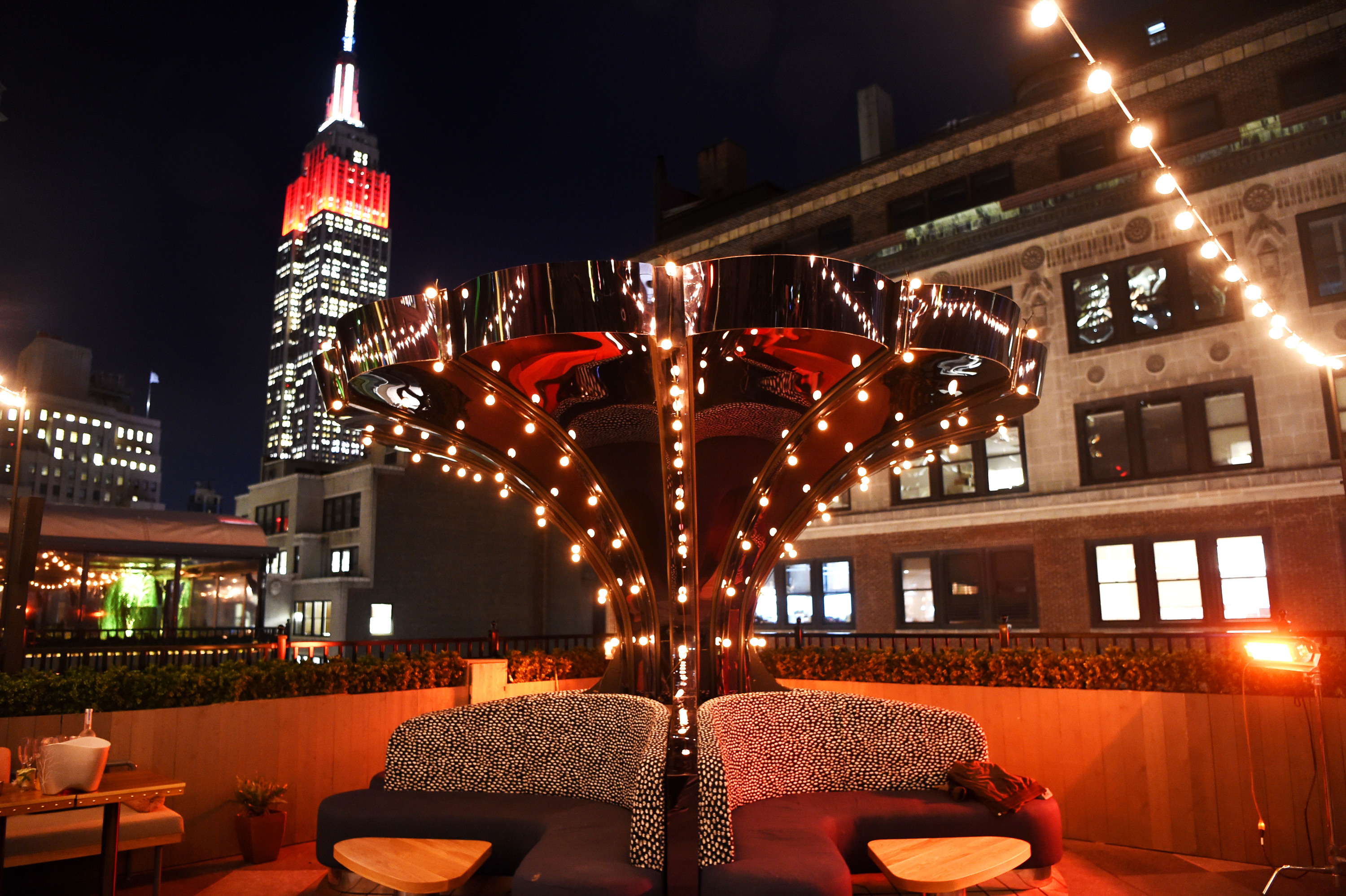 A Rooftop Bar With A Minigolf Course Just Opened In Midtown