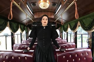 Madame Morbid's Trolley Tours