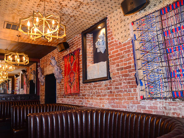 The story behind the Moroccan Lounge, the Arts District's newest music venue