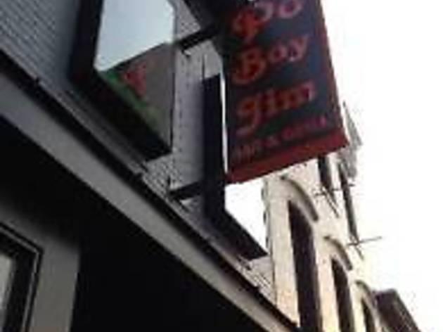 Po Boy Jim - H Street